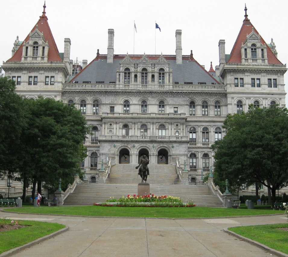 New York State Capital